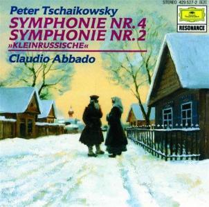 Pyotr Ilyich Tchaikovsky - Symphonies Nos.2 & 4