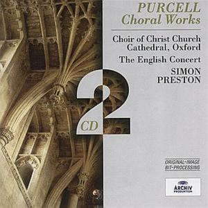 Henry Purcell - Choral Works (2 Cd)