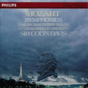 Wolfgang Amadeus Mozart - Symphonies Nos.30-33
