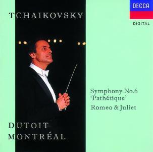 Pyotr Ilyich Tchaikovsky - Symphony No.6, Romeo & Juliet