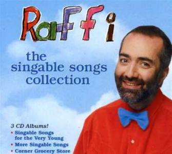 Raffi - The Singable Songs Collection (3 Cd)