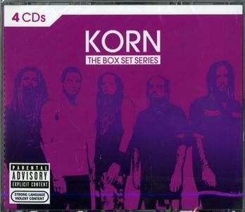 Korn - The Box Set Series (4 Cd)