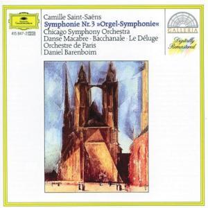 Camille Saint-Saens - Symphony No.3