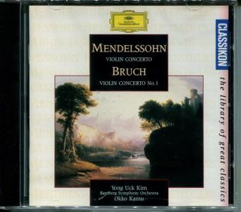 Felix Mendelssohn / Max Bruch - Violin Concertos