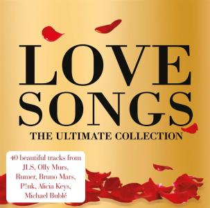 Love Songs: The Ultimate Collection / Various (2 Cd)