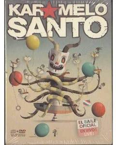 Karamelo Santo - Karamelo Santo (2 Cd+Dvd)