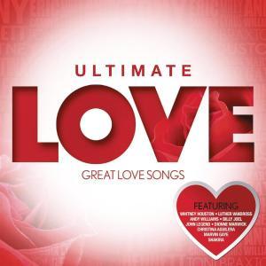 Ultimate Love / Various (4 Cd)