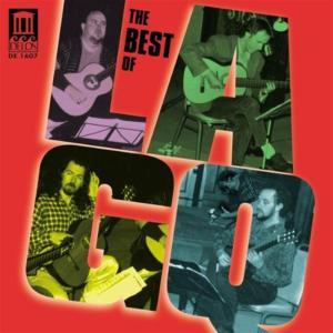 The Best Of Los Angeles Guitar Quartet - Los Angeles Guitar Quartet