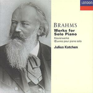 Johannes Brahms - Works For Solo Piano (6 Cd)