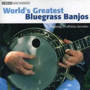 World's Greatest Bluegrass Banjos / Various