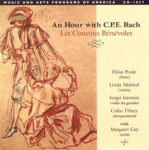 Carl Philipp Emanuel Bach - Les Coucous Benevoles