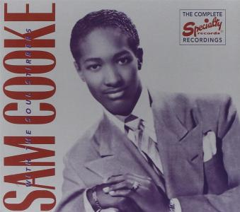 Sam Cooke - The Complete Specialty Recordings (3 Cd)