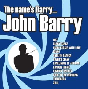 John Barry & His Orchestra - The Name's Barry ...John Barry