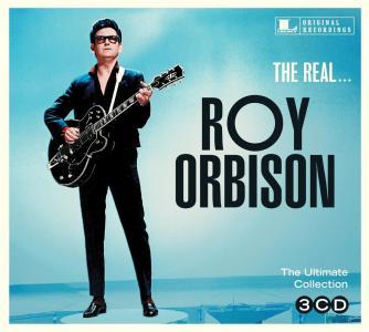 Roy Orbison - The Real... Roy Orbison (3 Cd)
