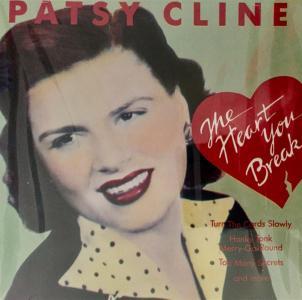 Patsy Cline - The Heart You Break