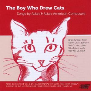 Boy Who Drew Cats (The): Songs By Asian & Asian-American Composers
