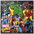 Marvel Comics Calendario 2021 30x30cm