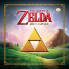 Nintendo: The Legend Of Zelda 2021 Calendar (calendario)