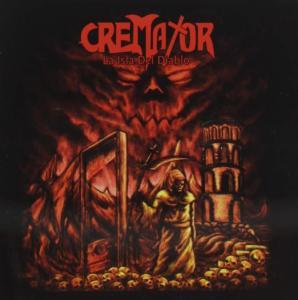Cremator - La Isla Del Diablo