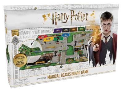Goliath: Harry Potter - Magical Beasts Board Game