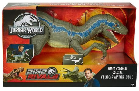 Mattel: Jurassic World - Blue Super Colossale