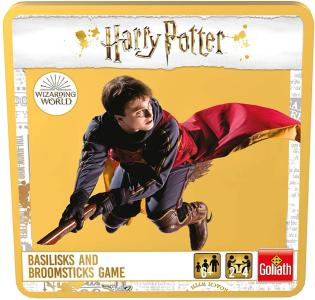 Harry Potter: Goliath Games - Basilischi E Scope Volanti