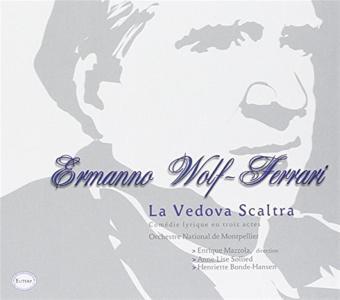 Ermanno Wolf-Ferrari - La Vedova Scaltra (2 Cd)