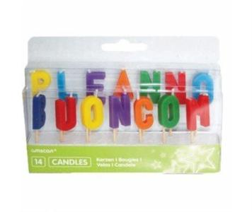 Buon Compleanno - 14 Candele Pick Up