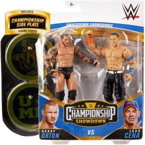 Wwe - Wwe 2 Pack Cena & Orton