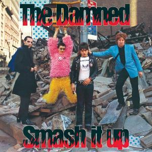 Damned (The) - Smash It Up / Burglar