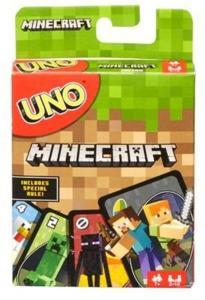 Minecraft: Uno Card Game