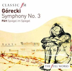 Henryk Gorecki - Symphony No.3