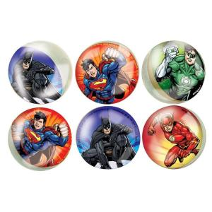 6 Justice League Bounce Ball