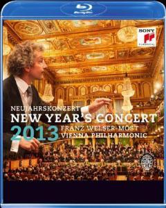New Year's Concert / Neujahrskonzert 2013
