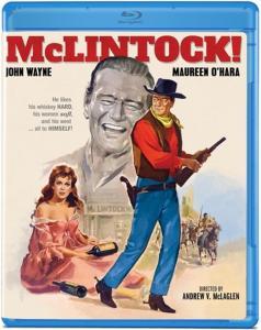 Mclintock [Edizione in lingua inglese]