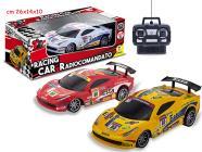 Teorema: T Control - Radioc. Auto Racing 3 Col. Scala 1:24 - Window Box