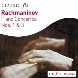 Sergej Rachmaninov - Piano Concertos Nos.1, 3