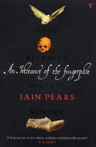 Pears, Iain - An Instance Of The Fingerpost [Edizione: Regno Unito]