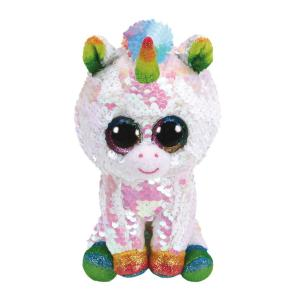 Ty T36781 - Pixy Unicorn - Flippables 28 Cm