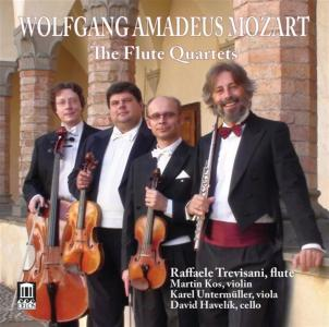 Wolfgang Amadeus Mozart - The Flute Quartets