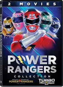Power Rangers: 2 Movies Collection [Edizione in lingua inglese]
