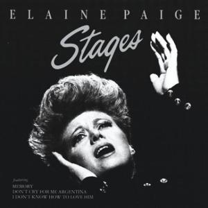 Elaine Paige - Stages