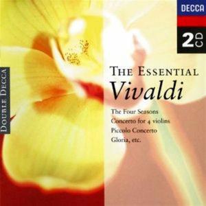 Antonio Vivaldi - The Essential (2 Cd)
