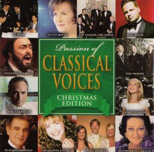 Passion Of Classical Voices Christmas Edition (2 Cd)