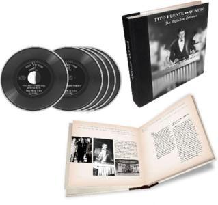 Tito Puente - Quatro: The Definitive Collection (5 Cd)