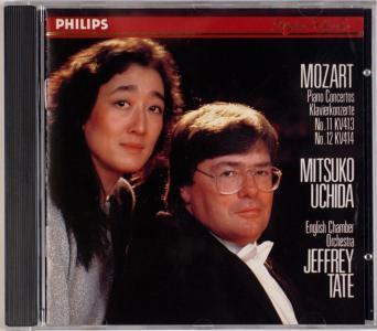Wolfgang Amadeus Mozart - Piano Concertos 11 & 12
