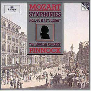 Wolfgang Amadeus Mozart - Symphonies Nos. 40 & 41