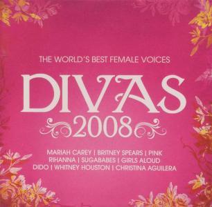 Divas 2008: The World's Best Female Voices / Various