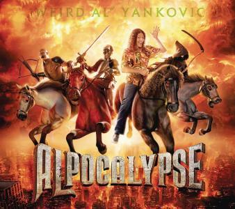 Weird Al Yankovic - Alpocalypse (2 Cd)