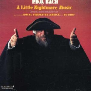Peter Schickele (P.D.Q Bach) - Little Nightmare Music
